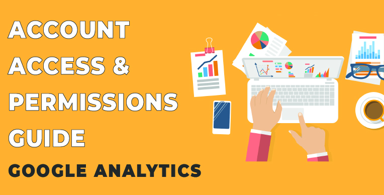 Google Analytics Permissions Guide Banner Image